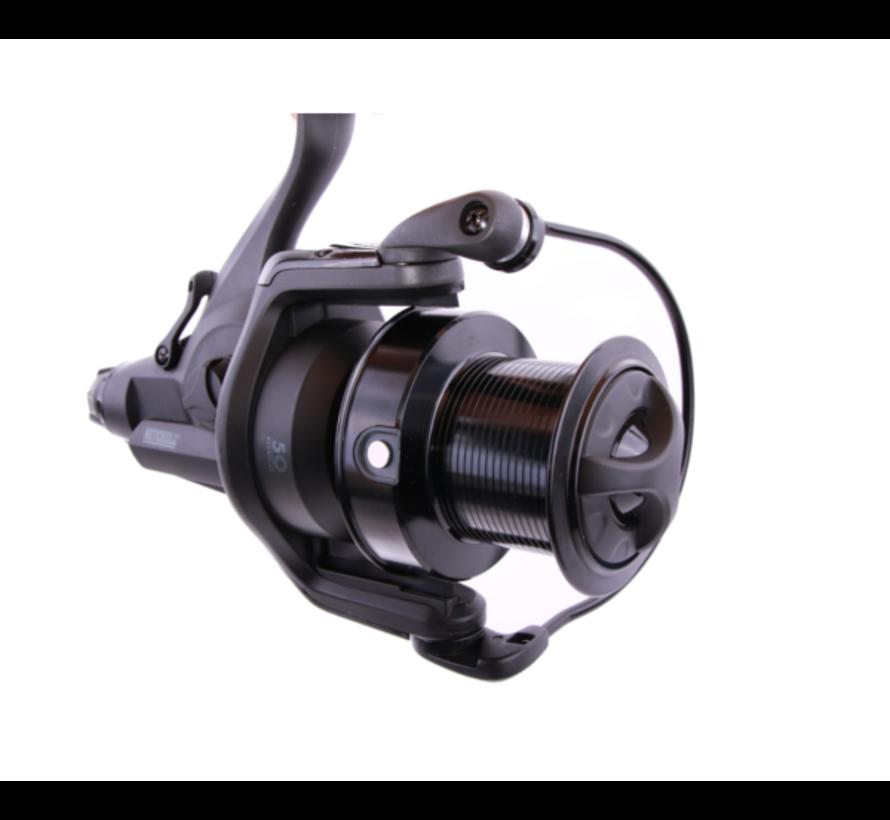 Mitchell Avocast FS7000 Black Edition - Karpermolen