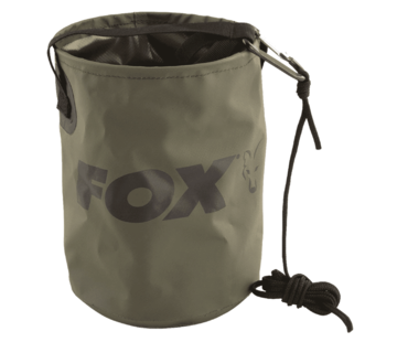 Fox Fox Collapsible Water Bucket