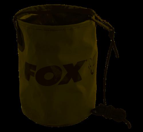 Fox Fox Collapsible Water Bucket