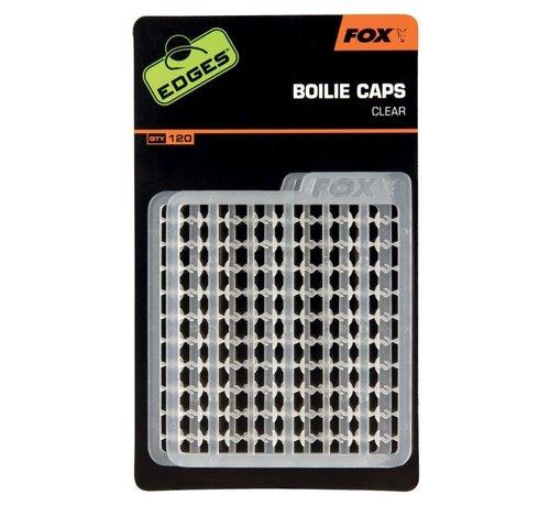 Fox Fox Boilie Caps - Clear - Boiliestoppers