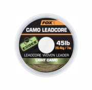 Fox Fox Camo Leadcore Leadcore Woven Leader Light Camo