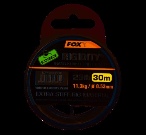 Fox Fox Rigidity Trans Khaki Chod Filament - Onderlijnmateriaal
