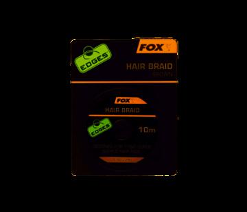Fox Fox Hair Braid Brown 10m
