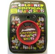 Dinsmores Critical Balance Shots Coloured assorti
