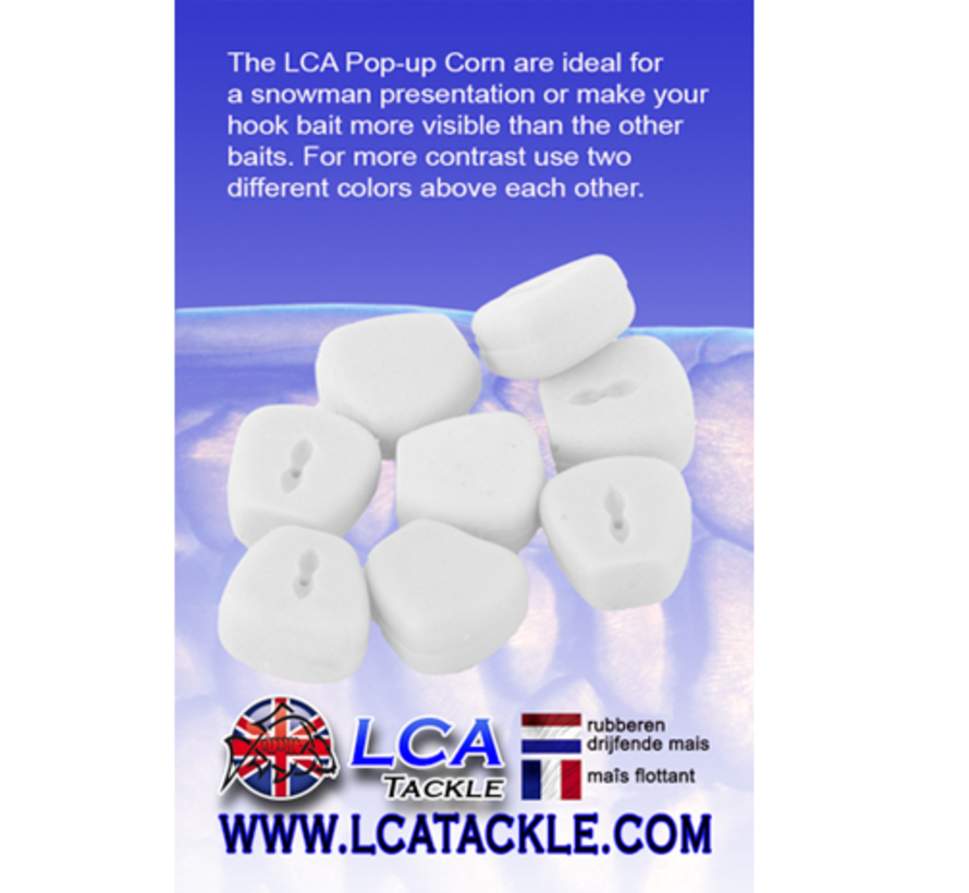 LCA Tackle Pop-Up Sweetcorn - Fakefood