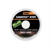 Fox Fox Camotex Stiff Coated Camo Braid - Dark Camo