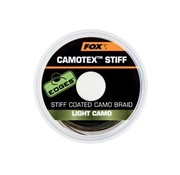 Fox Fox Camotex Stiff Coated Camo Braid - Light Camo