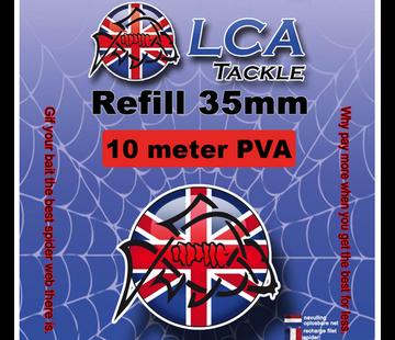 LCA Tackle LCA Tackle 35mm Spiderweb REFILL 10mtr