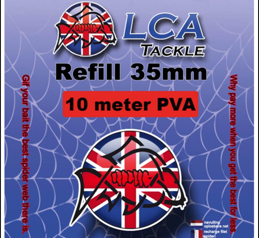 LCA Tackle 35mm Spiderweb REFILL 10mtr - PVA
