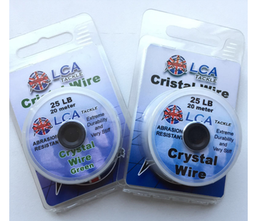 LCA Tackle LCA Tackle Crystal Wire 25lb