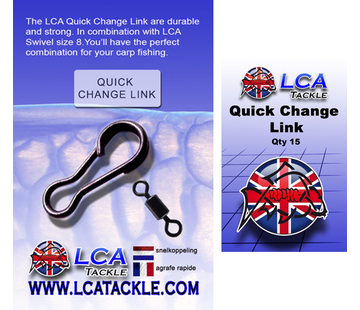 LCA Tackle LCA Tackle Quick Change Link