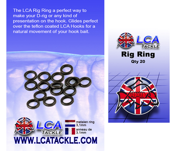 LCA Tackle LCA Tackle Rig Rings