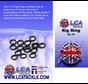 LCA Tackle Rig Rings