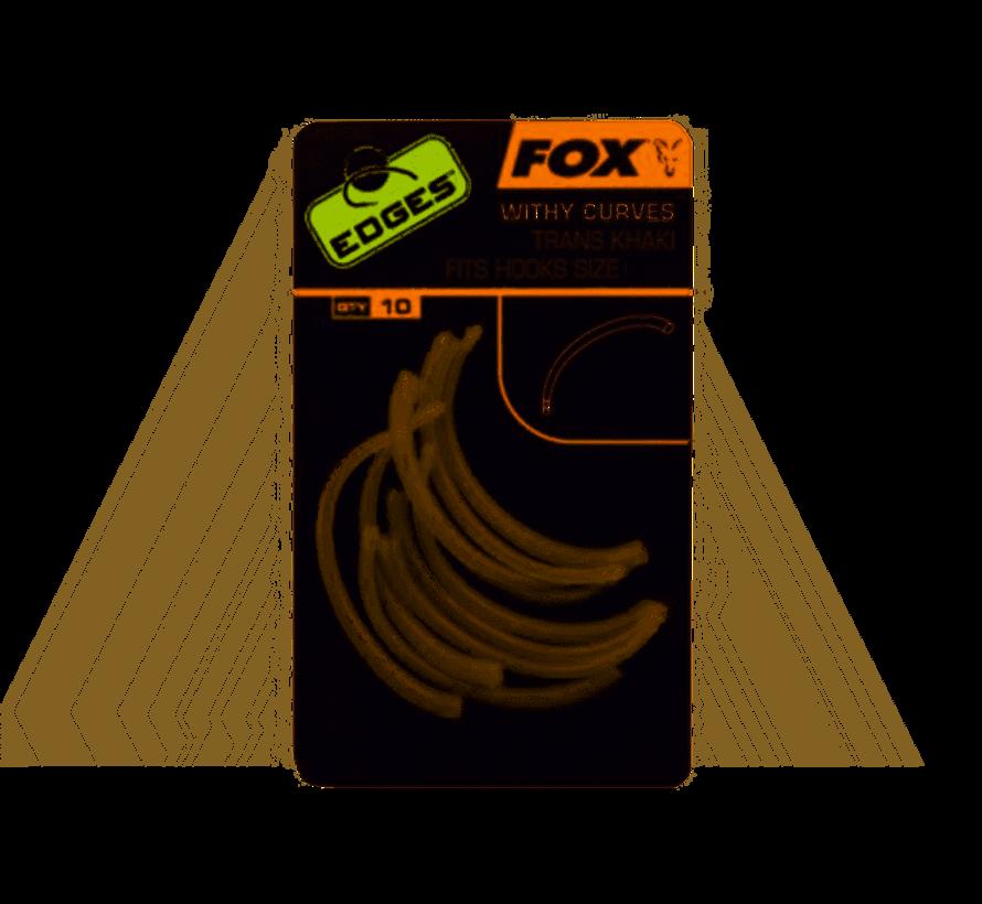 Fox Withy Curves Trans Khaki