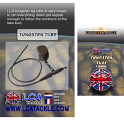 LCA Tackle LCA Tungsten Tube