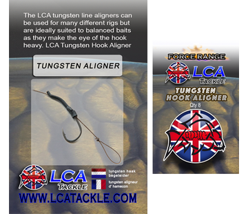 LCA Tackle LCA Tungsten Hook Aligners