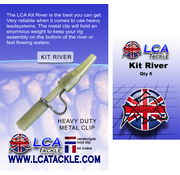 LCA Tackle LCA Tackle Leadclips Kit River