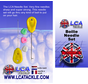 LCA Tackle Boillie Needle Set - Boilienaalden