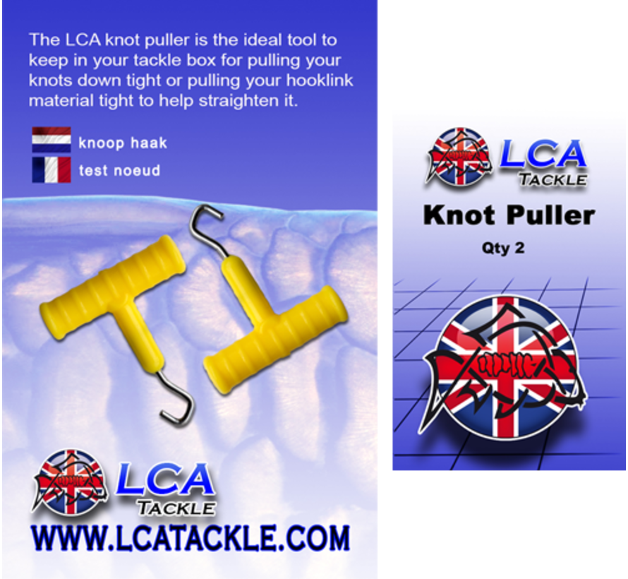 LCA Tackle Knot Puller