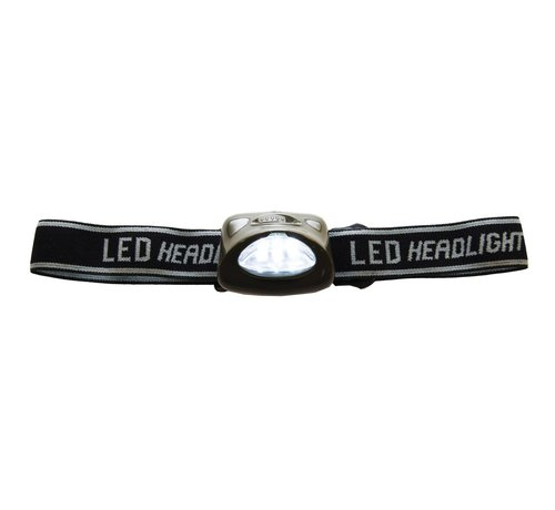 Lion Sports Lion Rugby 3 Led Headlamp - Hoofdlamp