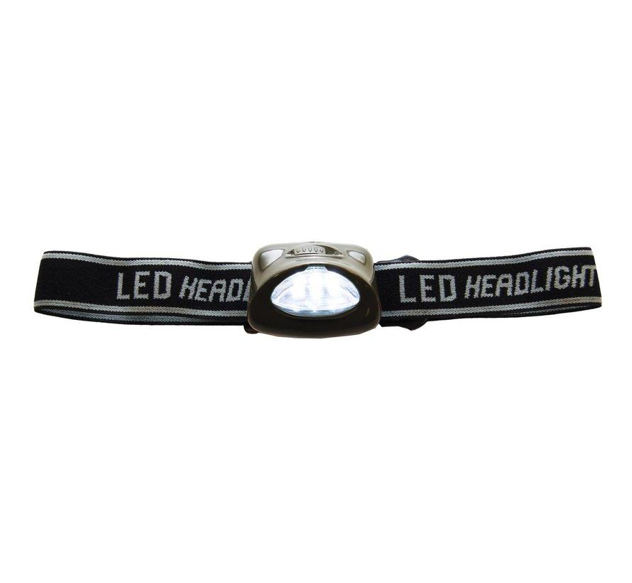 Lion Rugby 3 Led Headlamp - Hoofdlamp