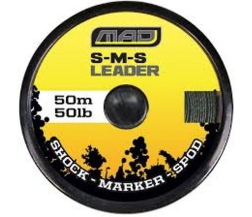 MAD MAD Shock/Marker/Spod Leader 50mtr