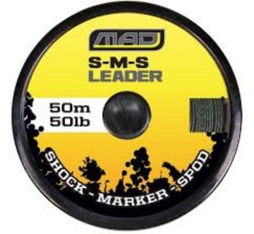 MAD MAD Shock/Marker/Spod Leader 50mtr - Leaders