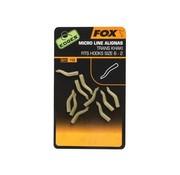 Fox Fox Micro Line Alignas Trans Khaki