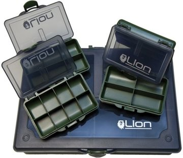 Lion Sports Lion Sports Treasure Tackle Box Medium