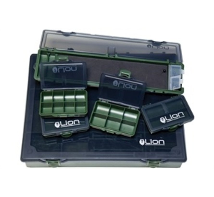 Lion Sports Advanced Complete Tackle Box Large