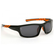 Fox Fox Black & Orange Frame Grey Lens