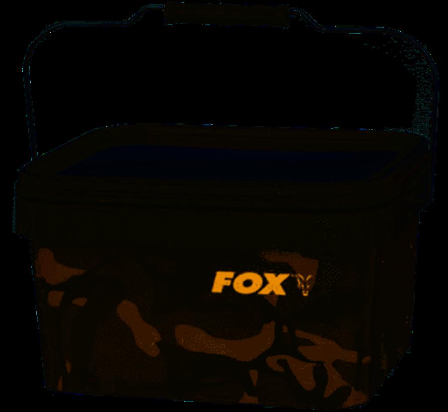 Fox Camo Square Bucket 5 Liter - Emmer