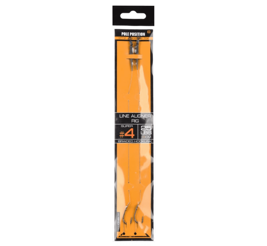 Strategy Pole Position Line Aligner Rig - Onderlijn