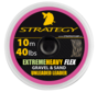 Strategy Extreme Heavy Flex Gravel & Sand 10 m 40 lbs Unleaded Leader