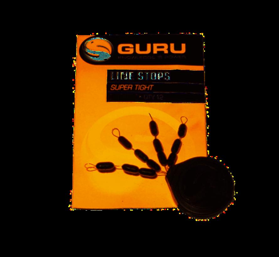 Guru Super Tight Line Stops - Stoppers
