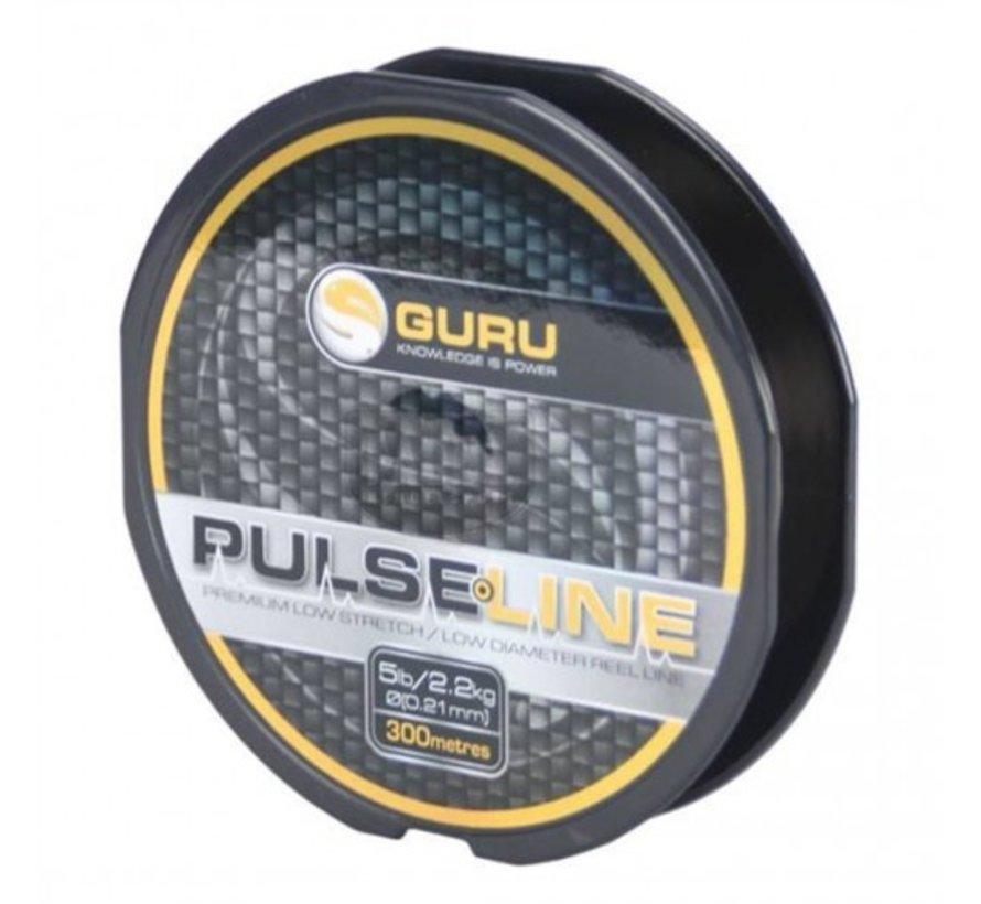 Guru Pulse Line 300mtr - Nylon Hoofdlijn