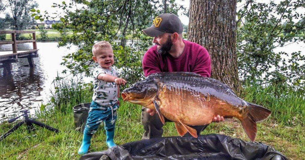 Familie vakantie en Karpervissen in de Duitse deelstaat: Rijnland-Palts