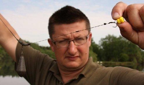 Karpervissen: Rig en loodmontage t.o.v. Bodemgesteldheid