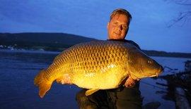 Karpervissen in Frankrijk - Solo trip Bas van den Broek