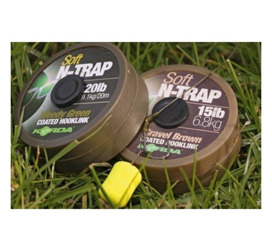Korda N-trap soft - Onderlijnmateriaal