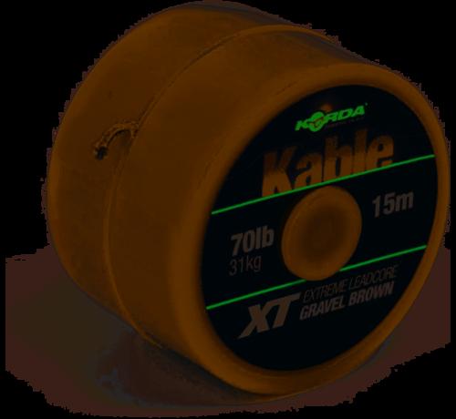 Korda Korda Kable XT Extreme Leadcore - Leaders