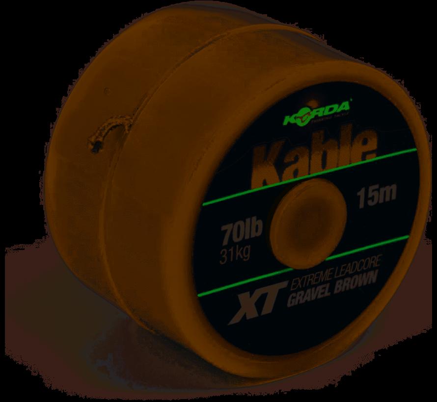 Korda Kable XT Extreme Leadcore - Leaders