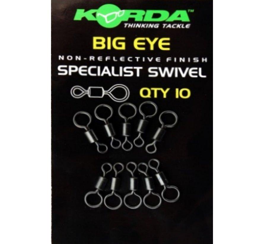 Korda Big Eye specialist swivel - Wartels