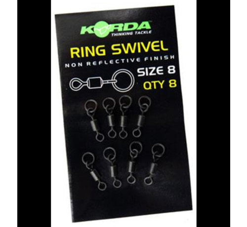 Korda Korda Ring Swivel Size 8 - Wartels