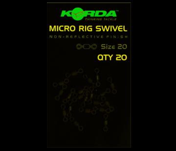 Korda Korda Micro Rig Swivel