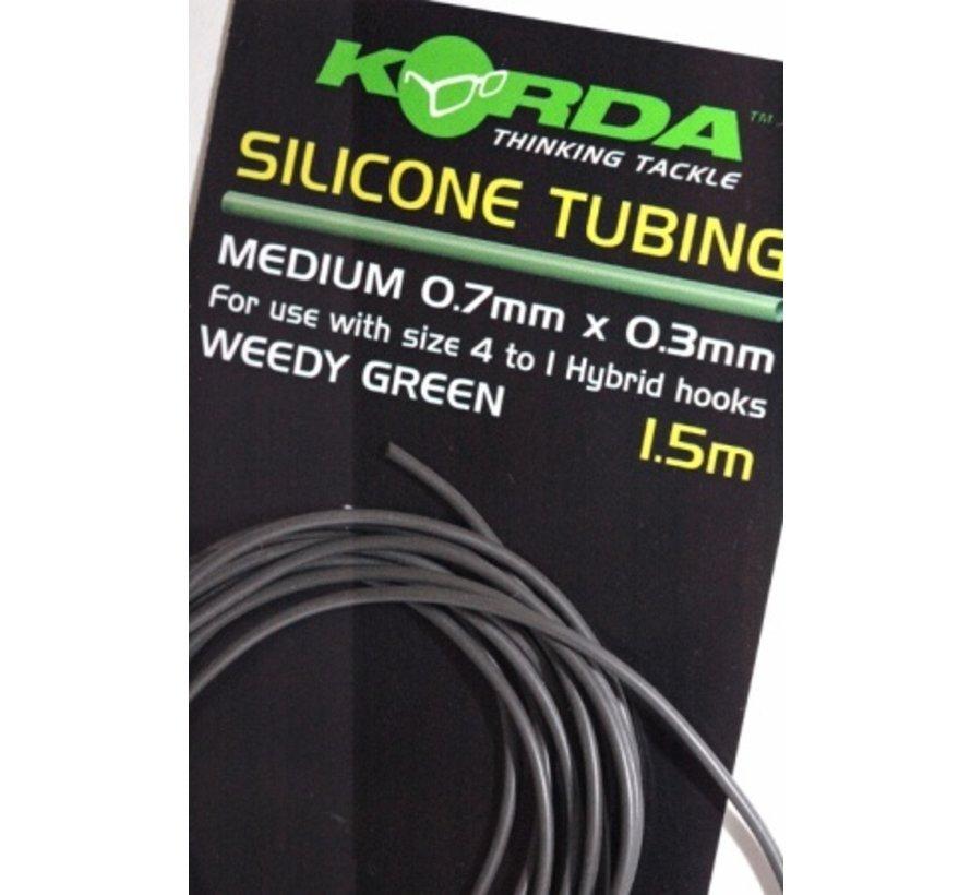 Korda silicone tubing