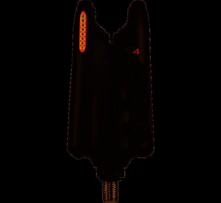 JRC Radar C4 Alarm Red - Beetmelder