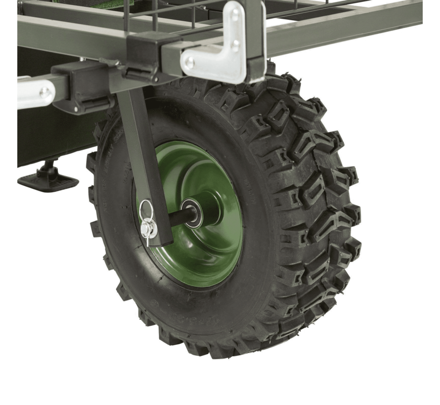 JRC Cocoon 2G Barrow Wide Wheel - Barrow