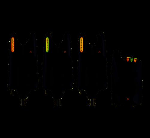 JRC Radar CX Set 3+1 - Beetmelderset