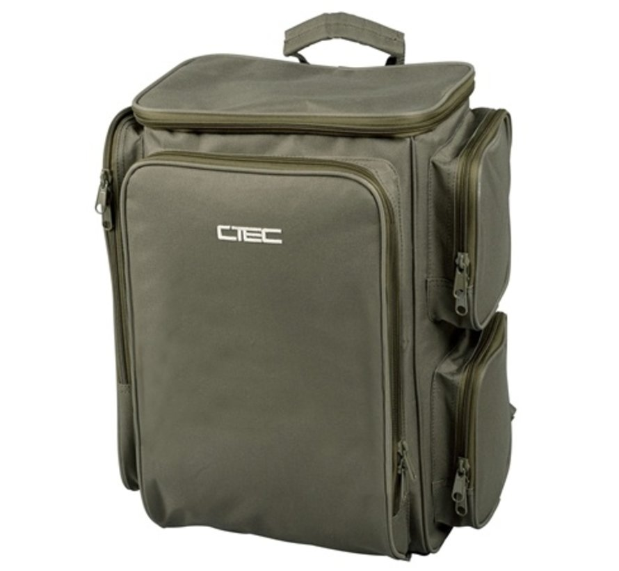 Spro C-TEC Square Backpack - Rugzak